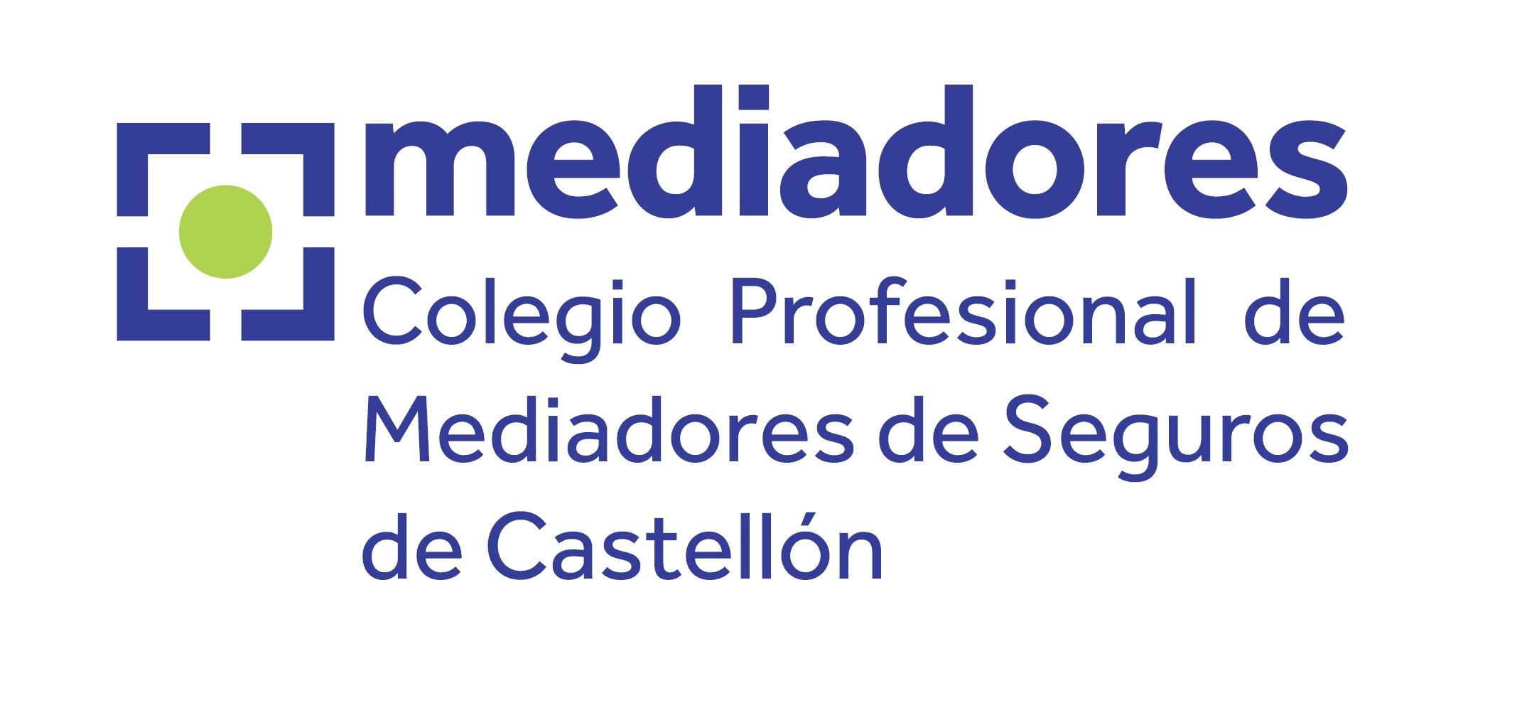 Colegio Profesional de Mediadores de Seguros de Castellón Logo