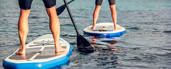 El Colegio de Castellón y DKV organizan una jornada lúdica de paddle surf