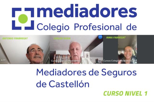 El Curso Nivel I comienza en el Colegio de Castellón